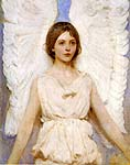 [Angel de Abbot Handerson Thayer]