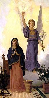 Las Oraciones Del Angelus Y Regina Coeli A La Virgen María