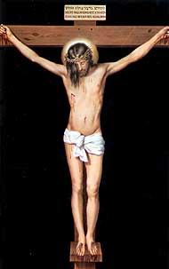 [Cristo crucificado de Diego Velázquez]