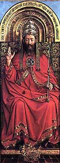 [Dios Padre de Jan van Eyck]