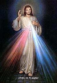 [Imagen de Jesús de la Divina Misericordia]
