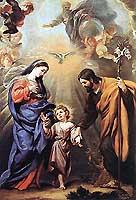 Oraciones A La Sagrada Familia