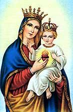 Oraciones A Nuestra Señora Del Sagrado Corazón De Jesús