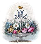 [Flores a María]