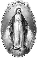 Oraciones A La Virgen María De La Medalla Milagrosa