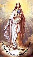 [La Virgen María, Reina de las Misiones]
