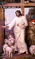 [Jesús, el buen pastor]
