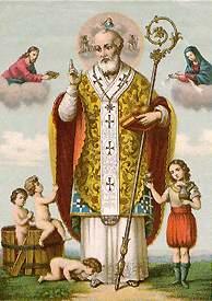 Oraciones A San Nicolás De Bari
